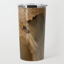 Romantic Ant Travel Mug