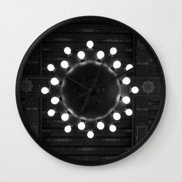 I Loved Alone Wall Clock