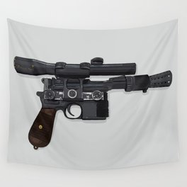 Who Shot First? Wall Tapestry