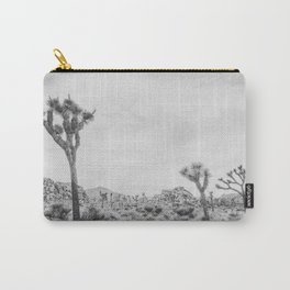 JOSHUA TREE XVII / California Carry-All Pouch