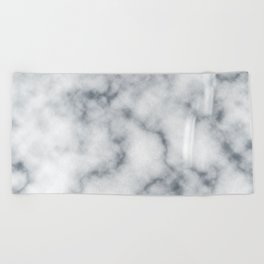 Marble Cloud Beach Towel