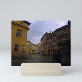 Poland 1 Mini Art Print