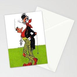 Cartoon comics 2 Stationery Cards