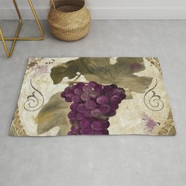Tuscan Table Rouge Rug