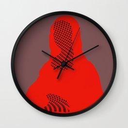 Mona, nu mach aber mal ein Punkt · 1 Wall Clock