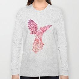 Gallito de las rocas dawn bird by #Bizzartino Long Sleeve T-shirt