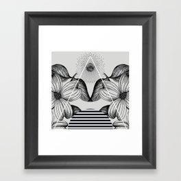 VESPERTINE ii Framed Art Print
