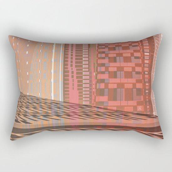 Pinky Space / URBAN 25-07-16 Rectangular Pillow
