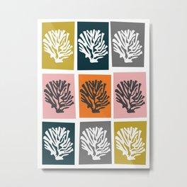 Natural plants XVIII Metal Print