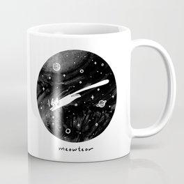 Meowteor Coffee Mug