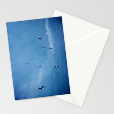 Birds of a Feather (B2) Stationery Cards