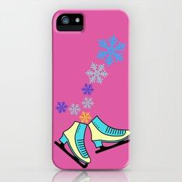 Skates iPhone Case