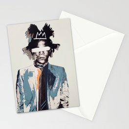 Jean-Michel Stationery Cards
