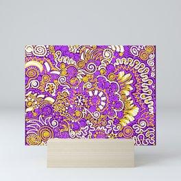 ka-doodle 1 Mini Art Print