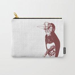 Helmeted Hornbill Carry-All Pouch