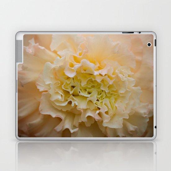 Begonia Ruffle Laptop & iPad Skin