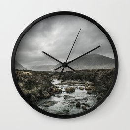 Skyfall Wall Clock