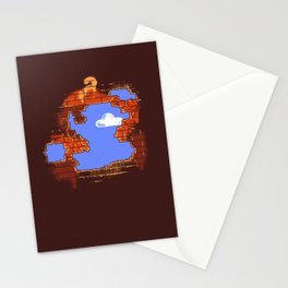 Brick Breaker Stationery Cards