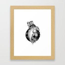 Heart (2014) Framed Art Print