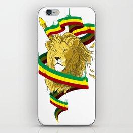 Reague Lion iPhone Skin