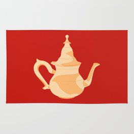 MADE IN MOROCCO #09-THE TEAPOT Rug