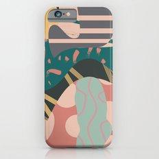 Tribal pastels iPhone 6s Slim Case