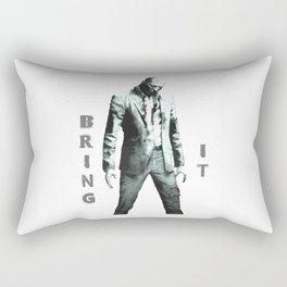 Bring It Rectangular Pillow