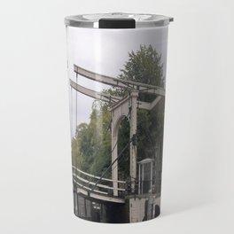 Amsterdam Rising Bridge Travel Mug