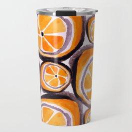 Bunch O' Orange Travel Mug