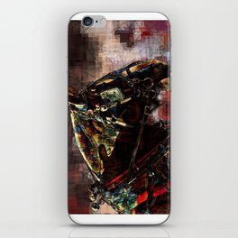 Real Horse Power iPhone Skin