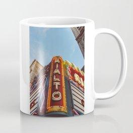 Los Angeles Rialto Theatre Coffee Mug
