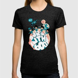 Born in the 60's T-shirt