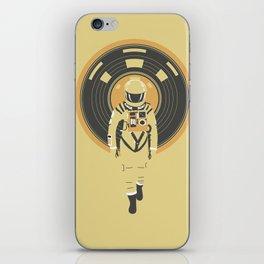 DJ HAL 9000 iPhone Skin