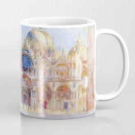 Renoir - The Piazza San Marco, Venice Coffee Mug