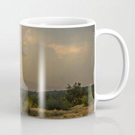 Rain in Montenegro Coffee Mug