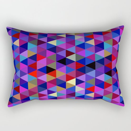 Abstract #212 Rectangular Pillow