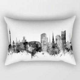 Dortmund Germany Skyline Rectangular Pillow