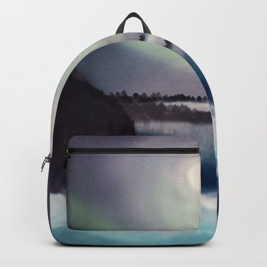 Winter inspiration Backpack