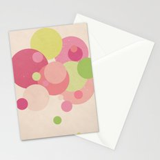 Balloons//Five Stationery Cards