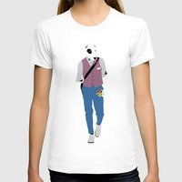 terrier T-shirts featuring Terrier by Nathalie Otter