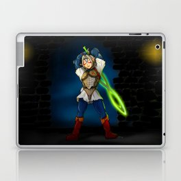 A Link to the Oni Laptop & iPad Skin