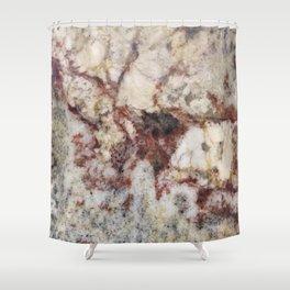 Granite, iPhone-Photo I, #stone #rock Shower Curtain