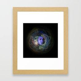 Orb #2 Framed Art Print
