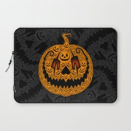 Jack of 1,000 Faces Laptop Sleeve