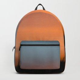 Intense Sunset Backpack
