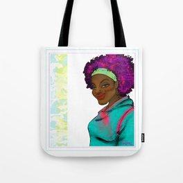 AFROgurl Tote Bag