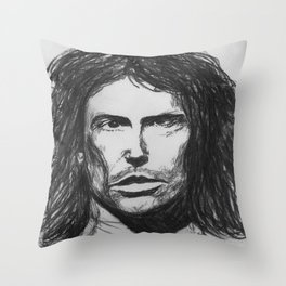 Everybody rock out! Throw Pillow