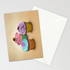 Cupcakes!  Stationery Cards