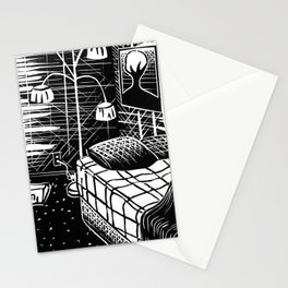 Sunny Vancouver (Combination Cut) Stationery Cards
