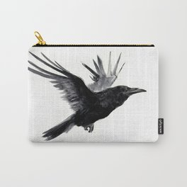 Raven Flight Carry-All Pouch